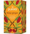 Pukka Three Ginger Tea 20 Tea Bags
