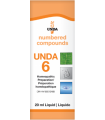 UNDA 6   Homeopathic Remedy