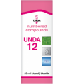 UNDA 12 Homeopathic Remedy