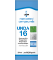 UNDA 16 Homeopathic Remedy