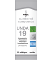 UNDA 19 Homeopathic Remedy