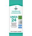 UNDA 24 Homeopathic Remedy