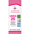 UNDA 25 Homeopathic Remedy