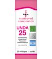 UNDA 25 Homeopathic Remedy