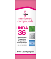 UNDA 36 Homeopathic Remedy