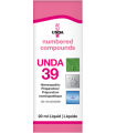 UNDA 39 Homeopathic Remedy